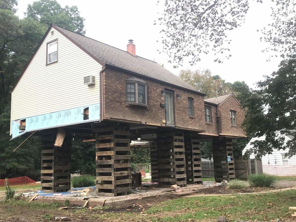 House Raising Foundation Repair Mobile Alabama